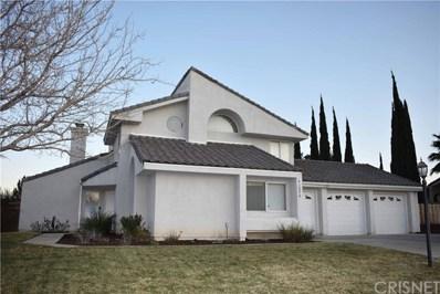 41056 Ridgegate Lane, Palmdale, CA 93551 - MLS#: SR19025280