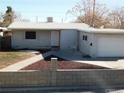 44042 Heaton Avenue, Lancaster, CA 93534 - #: SR19025519