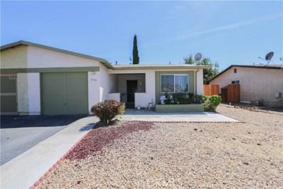 1933 Nuevo Street, Hemet, CA 92545 - MLS#: SR19025673