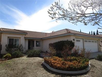 40376 Homeridge Drive, Palmdale, CA 93551 - MLS#: SR19026750