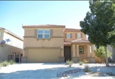 2121 Rhubarb Lane, Palmdale, CA 93551 - MLS#: SR19027702
