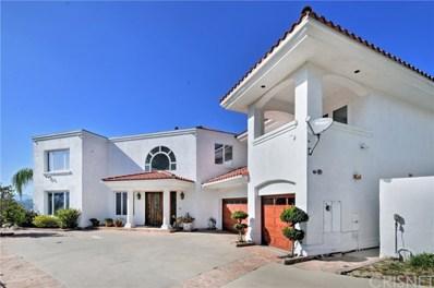 21610 Medina Estates Drive, Woodland Hills, CA 91364 - MLS#: SR19028394