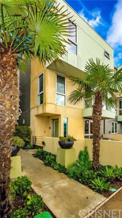 310 Washington Boulevard UNIT 706, Marina del Rey, CA 90292 - MLS#: SR19028518