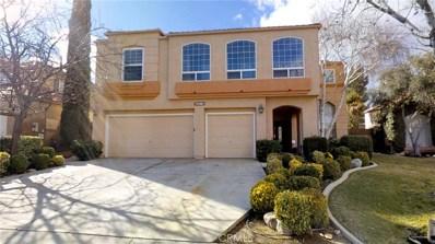38913 Calistoga Street, Palmdale, CA 93551 - MLS#: SR19029178