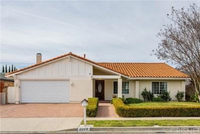 2149 Marter Avenue, Simi Valley, CA 93065 - MLS#: SR19029571