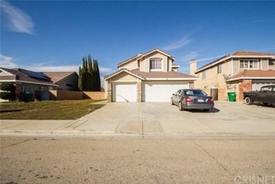3315 Conestoga Canyon Road, Palmdale, CA 93550 - MLS#: SR19030291
