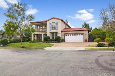 10341 Edgebrook Way, Porter Ranch, CA 91326 - MLS#: SR19030432