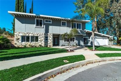 23801 Berdon Street, Woodland Hills, CA 91367 - MLS#: SR19030632