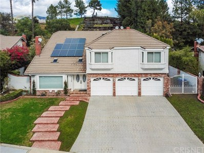 21325 Candice Place, Chatsworth, CA 91311 - MLS#: SR19031967