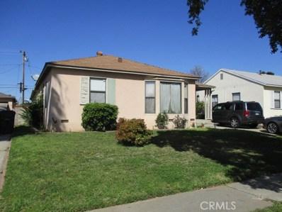 829 S 4th Street, Montebello, CA 90640 - MLS#: SR19032129