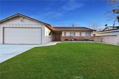 1536 W Kildare Street, Lancaster, CA 93534 - MLS#: SR19032913