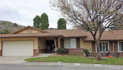 26540 Cardwick Court, Newhall, CA 91321 - MLS#: SR19033455