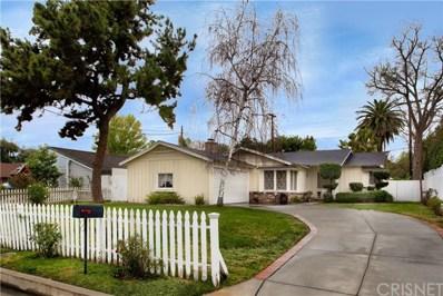 5655 Sale Avenue, Woodland Hills, CA 91367 - MLS#: SR19033913