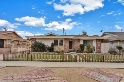13018 Keswick Street, North Hollywood, CA 91605 - MLS#: SR19035447