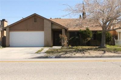 38526 Division Street, Palmdale, CA 93550 - MLS#: SR19035510