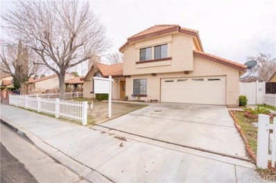 5102 Cantlewood Drive, Palmdale, CA 93552 - MLS#: SR19035650