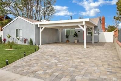 17601 Haynes Street, Lake Balboa, CA 91406 - #: SR19036447