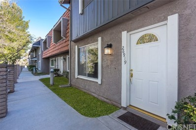 26919 Avenida Terraza, Saugus, CA 91350 - MLS#: SR19036737