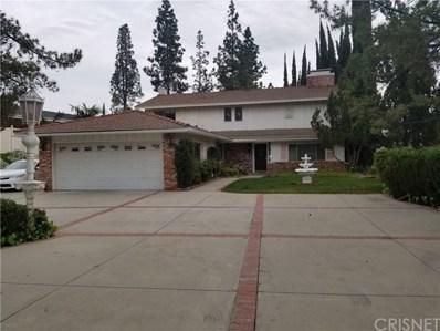 12020 Susan Drive, Granada Hills, CA 91344 - MLS#: SR19037753