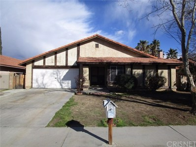 44040 Rodin Avenue, Lancaster, CA 93535 - MLS#: SR19038279