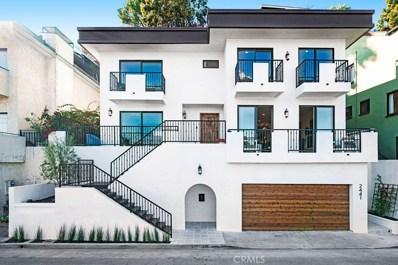 2441 Claremont Avenue, Los Angeles, CA 90027 - MLS#: SR19038552