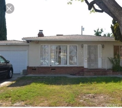 8347 Lullaby Lane, Panorama City, CA 91402 - MLS#: SR19038668