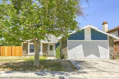 1621 Bluebell Street, Lancaster, CA 93535 - MLS#: SR19039137