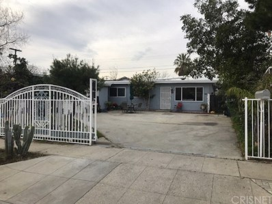 12951 Corcoran Street, San Fernando, CA 91340 - MLS#: SR19039920
