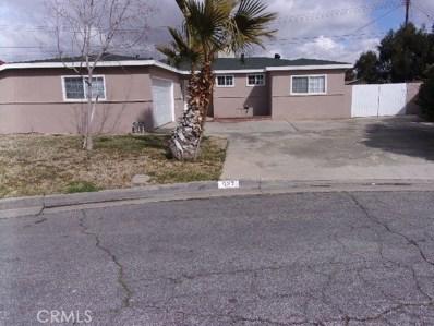 527 E Norberry Street, Lancaster, CA 93535 - MLS#: SR19040744