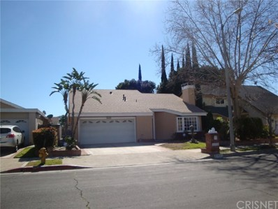 21910 Dupont Street, Chatsworth, CA 91311 - MLS#: SR19040994