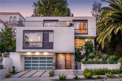 6607 Cahuenga Terrace, Hollywood Hills East, CA 90068 - MLS#: SR19042561
