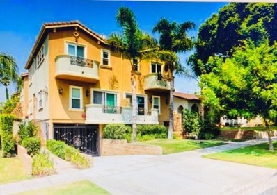711 E Verdugo Avenue UNIT 105, Burbank, CA 91501 - MLS#: SR19043416
