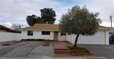 38526 33rd Street E, Palmdale, CA 93550 - MLS#: SR19043435