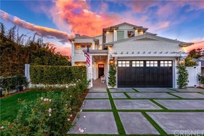 4910 Gaviota Avenue, Encino, CA 91436 - MLS#: SR19044465