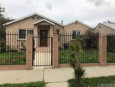 7001 Natick Avenue, Van Nuys, CA 91405 - MLS#: SR19045728