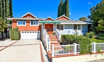 22721 Mulholland Drive, Woodland Hills, CA 91364 - MLS#: SR19046798