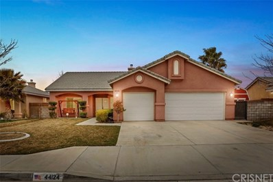 44124 Georgia Court, Lancaster, CA 93536 - MLS#: SR19047411