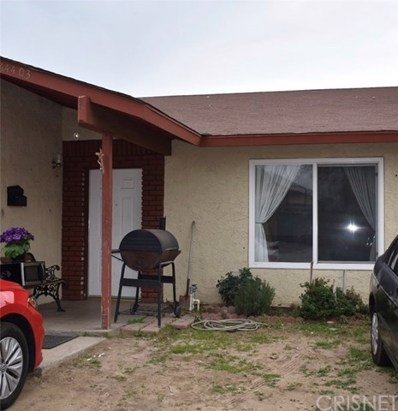 44403 Watford Avenue, Lancaster, CA 93535 - MLS#: SR19047877