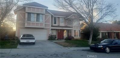 37027 Zinnia Street, Palmdale, CA 93550 - #: SR19048515