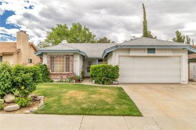 36871 Santolina Drive, Palmdale, CA 93550 - MLS#: SR19049832