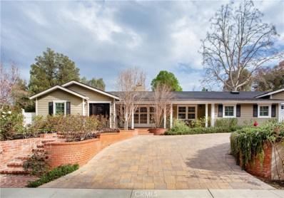 5150 San Feliciano Drive, Woodland Hills, CA 91364 - MLS#: SR19050753