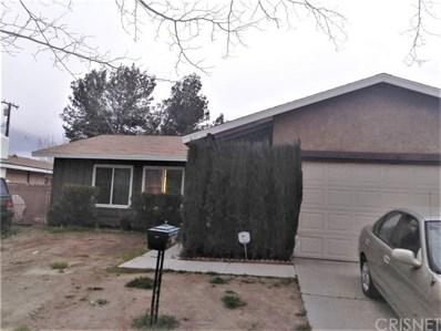 44212 4th Street E, Lancaster, CA 93535 - MLS#: SR19050999