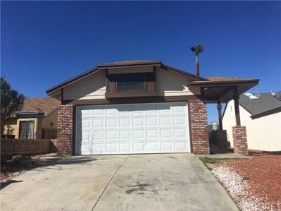 37643 Lasker Avenue, Palmdale, CA 93550 - MLS#: SR19051109