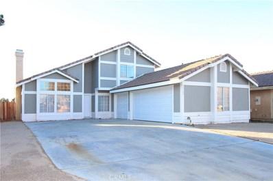43707 Carefree Court, Lancaster, CA 93535 - MLS#: SR19051976