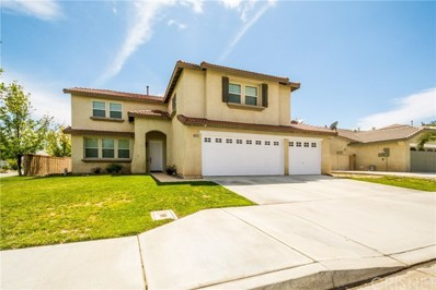 4632 W Avenue J4, Lancaster, CA 93536 - MLS#: SR19052006