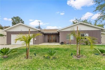 17237 Sunderland Drive, Granada Hills, CA 91344 - MLS#: SR19052300