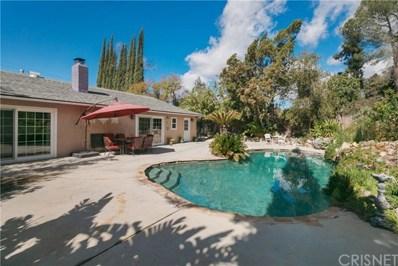 12278 Woodley Avenue, Granada Hills, CA 91344 - MLS#: SR19052761