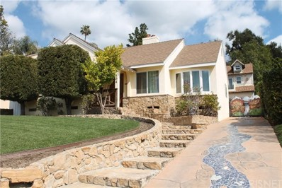 704 View Drive, Burbank, CA 91501 - MLS#: SR19054234