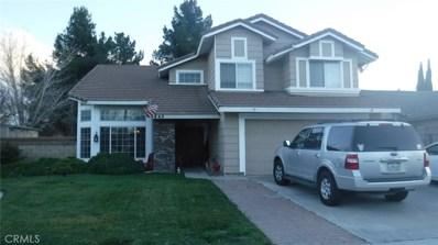 3842 W Avenue J5, Lancaster, CA 93536 - MLS#: SR19054378
