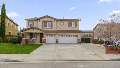 39325 Bastille Lane, Palmdale, CA 93551 - MLS#: SR19054582